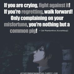 Black Butler Jokes | ciel phantomhive quote #black butler/kuroshutsuji
