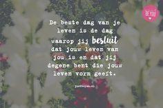Pas als je goed voor jezelf zorgt, kun je het beste van jezelf geven - Justbeyou.nl