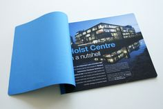 Executive Report 2008 - Holst Centre by Jorrit van Rijt, via Behance