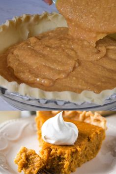 How to make southern sweet potato pie from Grandma's recipe box. Simple and easy, old-fashioned, family favorite Thanksgiving dessert from scratch. Southern Sweet Potato Recipe, Sweet Potato Recipes, Easy Sweet Potato Pie, Old Fashion Sweet Potato Pie Recipe, Southern Thanksgiving Recipes, Thanksgiving Desserts Easy, Southern Recipes, Christmas Desserts, Easy Pie Recipes