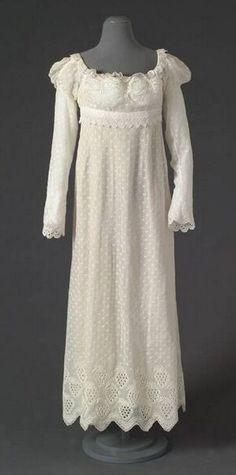 Dress 1800s Mode Museum
