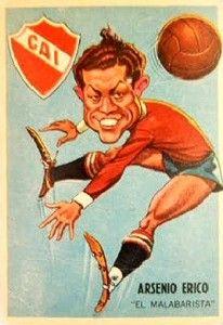 Arsenio Erico - Club Atletico Independiente de Avellaneda
