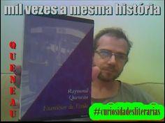 #curiosidadesliterarias – Queneau- mil vezes a mesma história