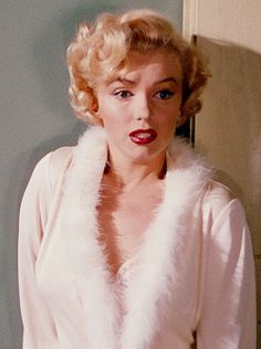 "Marilyn Monroe in ""Niagara"", 1952."