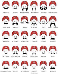Mama Mustache!