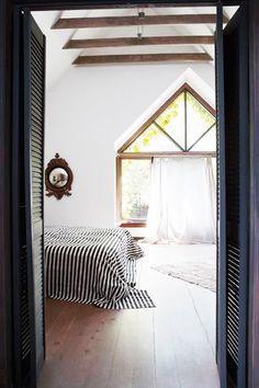 A-Frame window