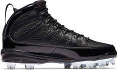 Jordan 9 Retro MCS Cleat RE2PECT Black Jordan 9 Retro e6d07be2b0