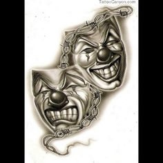 Download Free laugh now cry later tattoo search laugh now cry later tattoo to use and take to your artist.