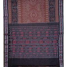 Handloom saree made in odisha