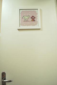 nosso banheiro #caoemquadrinhos