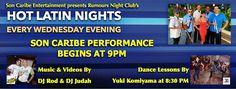 Son Caribe - Rumours Night Club's Hot Latin Nights! - http://fullofevents.com/hawaii/event/son-caribe-rumours-night-clubs-hot-latin-nights-6/