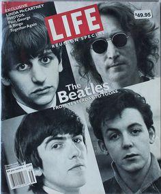 Life Magazine Beatles Reunion Special Magazine, Dec 11, 1995