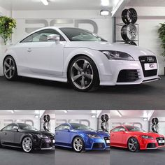 Finest selection of used Audi TT-RS for sale in the UK. #Audi #TT #ttrs #sline #rsdirect #rsdirectspecialistcars #yate #bristol #uk #nationwide #nationwidedelivery