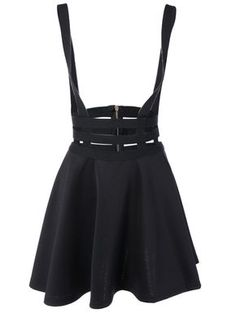 Shop A Line Suspender Skirt at victoriaswing, personal womens clothing online store! high quality, cheap and big discount, latest fashional style! Preppy Mode, Preppy Style, Polyvore Outfits, A Line Skirts, Short Skirts, Mode Bcbg, Mode Sombre, Suspender Skirt, Dresses Australia