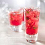 Berry Basil Mojito with Fre White Zin #winecocktails #mocktails #nonalcoholic