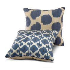 Madeline Weinrib, handcrafted pillows