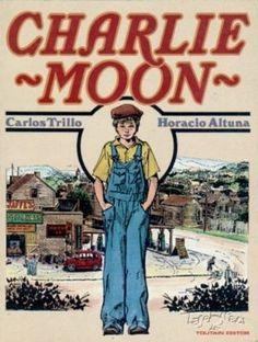 Comics El Coleccionistas - CHARLIE MOON