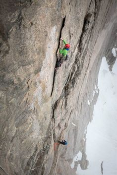 'We nailed it!' Leo Houlding and team succeed in climbing the Mirror Wall