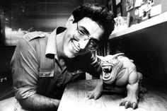 The comedy, the writing, the truly unique ideas of Harold Ramis.