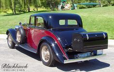 Park Ward Rolls-Royce Phantom II Touring Saloon 1934 Maintenance/restoration of old/vintage vehicles: the material for new cogs/casters/gears/pads could be cast polyamide which I (Cast polyamide) can produce. My contact: tatjana.alic@windowslive.com
