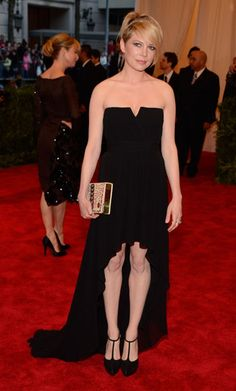 The Met Gala 2013: The Best of the Red Carpet - Michelle Williams