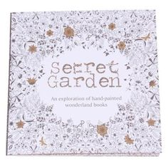 Cheap Book Guide Buy Quality Frame Directly From China Marks For Books Suppliers Secret Garden Coloring English Version Drawing