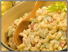 Easy Pasta Salad With Feta Cheese The Cooking Mom. Cheddar Bacon Ranch Pasta Salad This Is Not Diet Food. Mayonnaise Our Recipe With Photos Meilleur Du Chef. Macaroni Salad With Ham, Hawaiian Macaroni Salad, Classic Macaroni Salad, Frozen Cauliflower Recipes, Broccoli Soup Recipes, Vegetarian Recipes, Mayo Pasta Salad Recipes, Easy Salad Recipes, Dinner Recipes