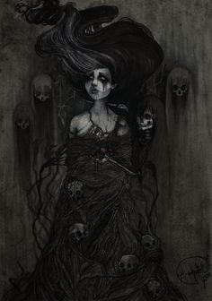 St. Anger - illustration by Erika Asphodel - Massoneria Creativa / Masonry - www.massoneriacreativa.com