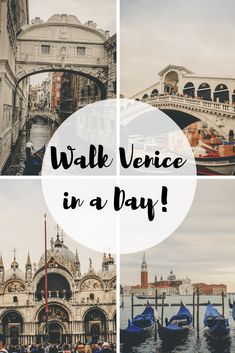 Walk Venice in a Day without missing any big attractions with Jess' walking tour of Venice!