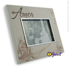 Love Portrait (Porta Retrato Amor)