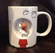 The Flying Ace spinning mug .....