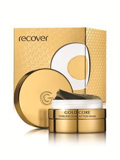 RECOVER Gold Core Dual-action Mask