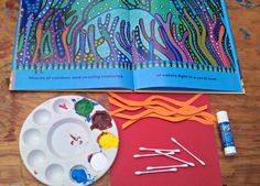 Australian Aboriginal Dot Painting for Children and Art Resources Aboriginal Art For Kids, Aboriginal Dreamtime, Aboriginal Dot Painting, Australian Art For Kids, Indigenous Australian Art, Indigenous Art, Australian Animals, Kunst Der Aborigines, Cultural Crafts