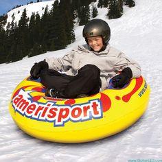 SportsStuff 30-2512 Amerisport Snow Tube