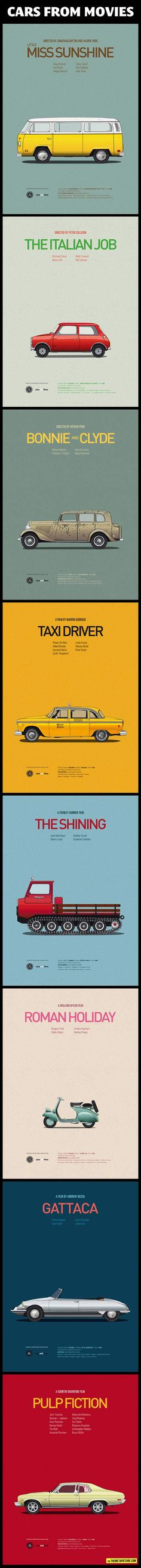 Cars from movies... - The Meta Picture