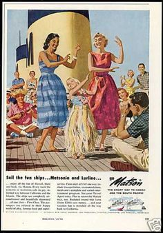 1940's fashion for cruises - Google Search