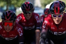 Team Ineos's strategy of having co-leaders in reigning champion Geraint Thomas and Egan Bernal will face its first big test on Thursday when the Tour de France hits the mountains, according to 2012 champion Bradley Wiggins. Geraint Thomas, Bradley Wiggins, France Team, Paris Nice, Chris Froome, Team Leader, Oakley Sunglasses, The Man, Cycling