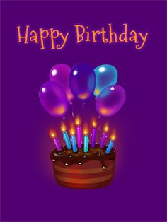 Send free birthday card to your friends and loved ones! See the latest and greatest birthday cards from Apps-O-Rama. Happy Birthday Drinks, Happy Birthday Ballons, Happy Birthday Man, Free Birthday Card, Happy Birthday Celebration, Happy Birthday Images, Birthday Greetings Quotes, Happy Birthday Wishes Cards, Birthday Cards For Friends