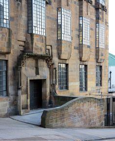Charles Rennie Mackintosh, Glasgow School of Art