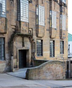 Charles Rennie Mackintosh, Glasgow School of Art