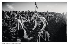Benedict Cambell's gallery from the Milton Keynes round of the 2014 UCI Cyclo-Cross World Cup featured in Issue 52.