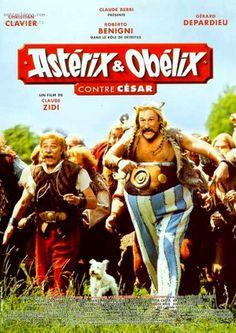 ASTERIX ET OBELIX CONTRE CESAR // France // Claude Zidi 1999