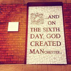 Manchester LOVE