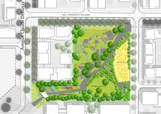Image 34 of 36 from gallery of Chausson's Garden / Ateliers 2/3/4/. Master Plan