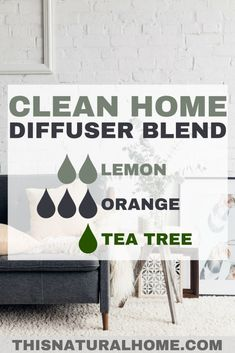 Essential oils have so many amazing benefits, but sometimes we just want to use them because they smell so good. These diffuser blends will make your house smell simply amazing! by jenna Essential Oil Diffuser Blends, Essential Oil Uses, Doterra Essential Oils, Doterra Blends, Essential Oils Cleaning, Oils For Diffuser, Tea Tree Oil Diffuser, Radha Beauty Essential Oils, Homemade Diffuser