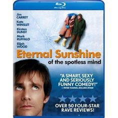 Eternal Sunshine Of The Spotless Mind on DVD from Universal. Directed by Michel Gondry. Staring Kirsten Dunst, Jim Carrey, Kate Winslet and Mark Ruffalo. More Comedy, Romance and Dark Comedy DVDs available @ DVD Empire. Elijah Wood, Mark Ruffalo, Jim Carrey, Kirsten Dunst, Kate Winslet, Movies To Watch, Good Movies, Movies Free, Psychological Movies