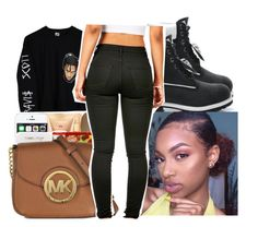 """Black"" by papilucas ❤ liked on Polyvore"