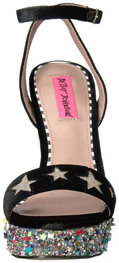 39e27c2dd52 Betsey Johnson Women s Kenna Dress Sandal     Want additional info  Click  on the