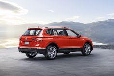 De Volkswagen Tiguan Allspace is gewoon een lelijk hok. Punt. Uit.