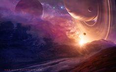Dreamy And Calm Sunrise by QAuZ.deviantart.com on @deviantART